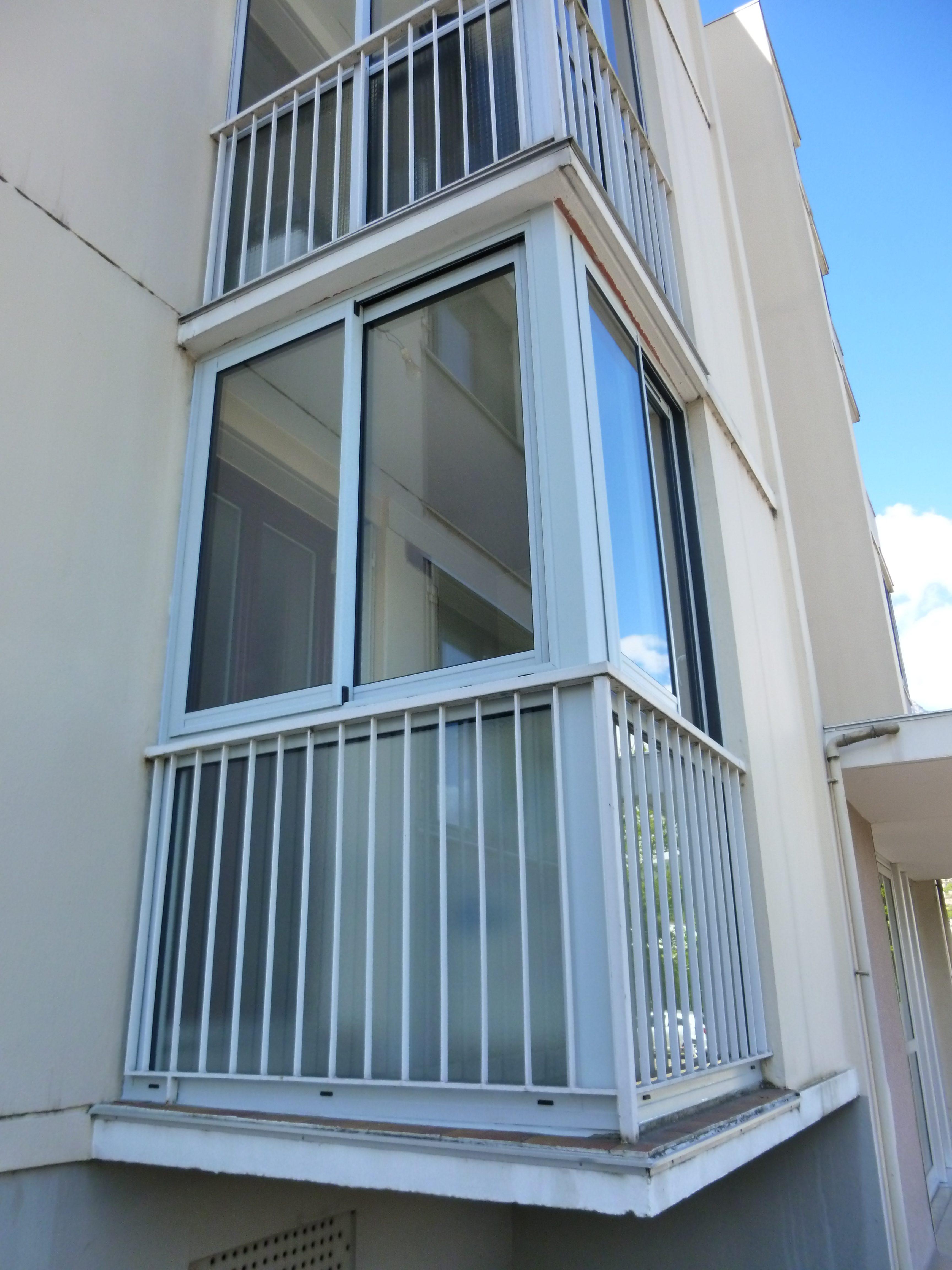 Fenêtre coulissante aluminium Grenoble